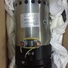 Электродвигатель MH 125 24V 3.0/35 2406-3.0kW для куровозок, сельхозтехника, скотовозок. Силовая установка 3 кВт 24 Вольт