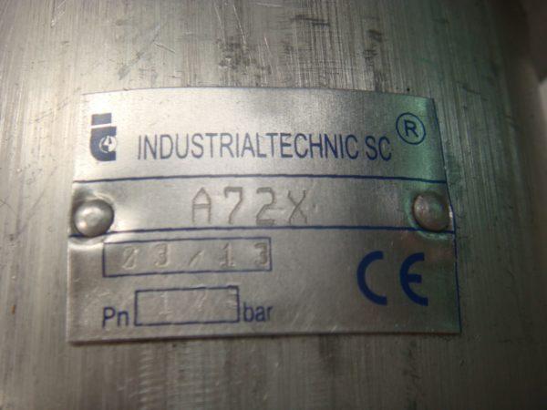 Насос шестеренный А72Х ДВ 1792 ДВ 1661 Балканкар