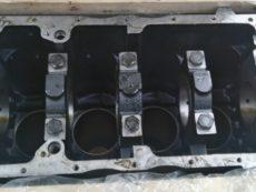 Блок цилиндров Д 3900 / картер / 37113122 / блок цилиндров двигателя 3900