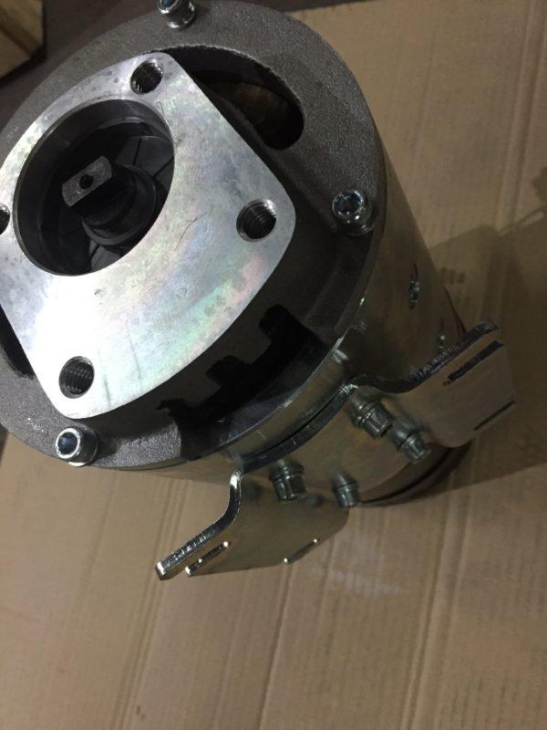 Электродвигатель 24V 4.5kW EM 4.5/24/20 Rolfo 129118