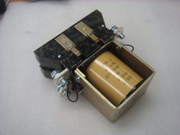 Контактор КПД-6 40V 1ПК 160А 108823 42357 00.00/42358 ЕВ 717