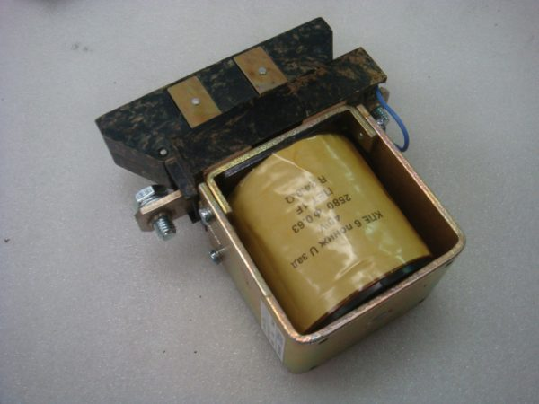 Контактор КПЕ-6 40V БПК ПОН 160А ЕВ 687 ЕВ 717 ЕВ 735