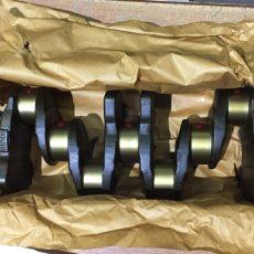 Коленвал двигателя 4D94LE/4D98E YM129902-21050 / Коленчатый вал на янмар(yanmmar) 94-98 KOMATSU / НС