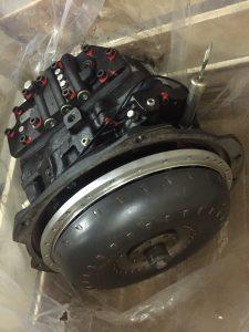 Трансмиссия АКПП 6860 (6855) / ГДП 6860 (гидродинамическая коробка передач) для погрузчиков Балканкар (BALKANCAR) ДВ 1792 / ДВ 1661