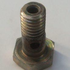 БОЛТ ПУСТОТЕЛЬIЙ для топливного фильтра CAV Двигателя 3900 / 2500 Верхний КУХ В32184241
