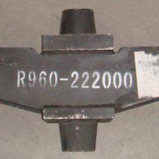 Балка управляемого моста HC (HANGCHA) R960-222000-000 , Балка УМ Hangcha CPCD 30/35N R960222000000