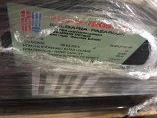 АКБ-Тяговая аккумуляторная батарея для элктрокары ЕП 006 (Кислотная) 80V 165Ah АКБ 2х40 V 3 PzS 165Ah АКБ