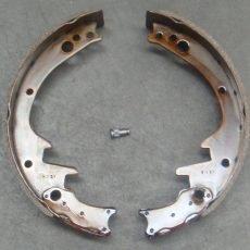 Колодка тормозная 04476-10010-71 для погрузчика Toyota 62-8FD15