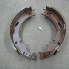 Колодка тормозная LH Хангча 3-3,5 т. комплект 2 шт.(левая+правая) , Колодка тормозная HC (HANGCHA) 24433-71000G