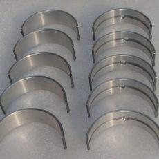 Вкладыши коренные двигателя Xinchai 490BPG 490B-01033/4, Вкладыши коренные 490B-01033 , 490B-01034 HC , HANGCHA