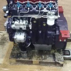 Двигатель Д3900 (Двигатель болгарского погрузчика) / Рециклированный дизельный двигатель в сборе / 4-х (четырех) цилиндровый двигатель Балканкар