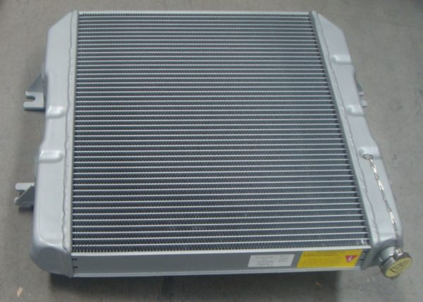Радиатор охлаждения CPCD10-18N YANMAR 4TNE92 R844-331000-000