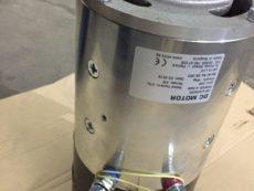 Cиловая установка электронасоса ROLFO 24V 4.5kW 129118 автовоза, свиновозов, автоцистерн