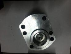 Насос шестеренный 20A6.3X066 Rolfo 129118, насос силовой установке Рольфо , 6 литровый