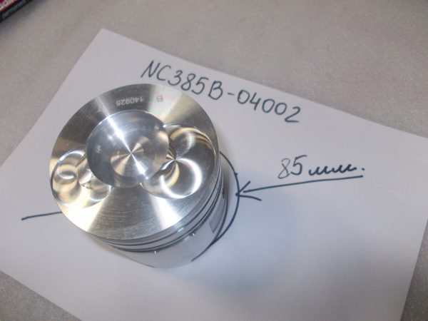 Поршень XINCHAI NC485BPG Цилиндр (к-т из 4х) NC385B-04002