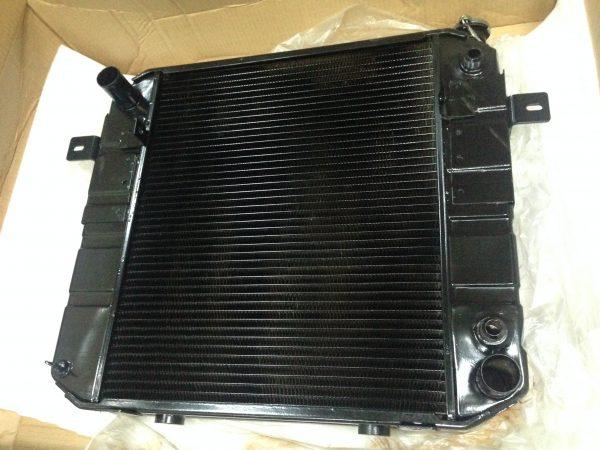 Радиатор охлаждения CPСD45-50 NISSAN TD42 R453-331000-000