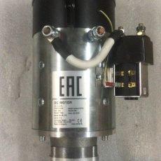 Электродвигатель Rolfo , Lohr F00250742, Силовая установка в сборе 5 кВт 24 Вольт, Электронасос 5000W, 8CC 129118, Электроустановка прицепа с насосом на 8 литров.
