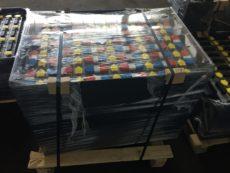 АКБ, Тяговая аккумуляторная батарея 80V 4PzSH 620 Ah ELHIM-ISKRA