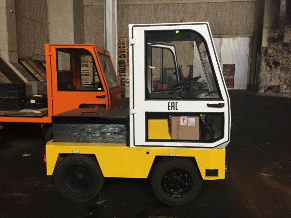 Элетротягач ЕТ 512, Тягач ЕТ 512, Болгарский тягач 12 тонн