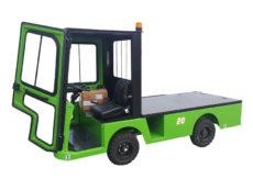 Платформенная тележка BD 20 / Электрокара BD 20 2 тонны