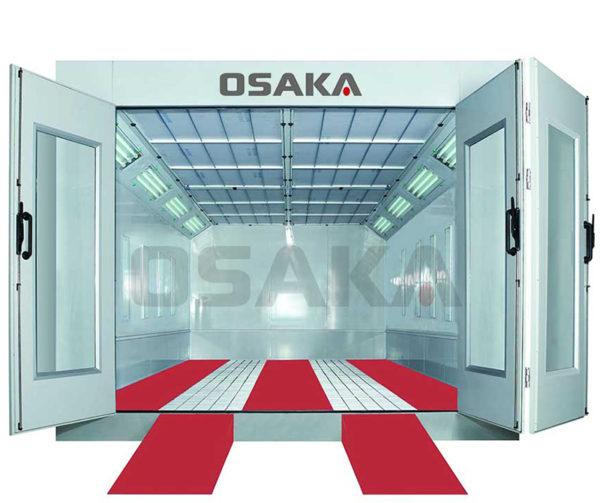 Покрасочная камера для автомобилей OSAKA 7200