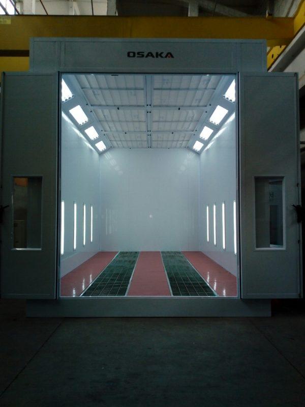Окрасочно-сушильные камеры – это современный тип технологического оборудования, широко применяемый на авторемонтных предприятиях.