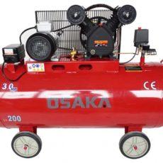 Поршневой компрессор Osaka HM-V-0.25 200 L
