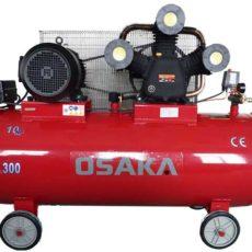 Поршневой компрессор Osaka HM-W-0.9 300 L